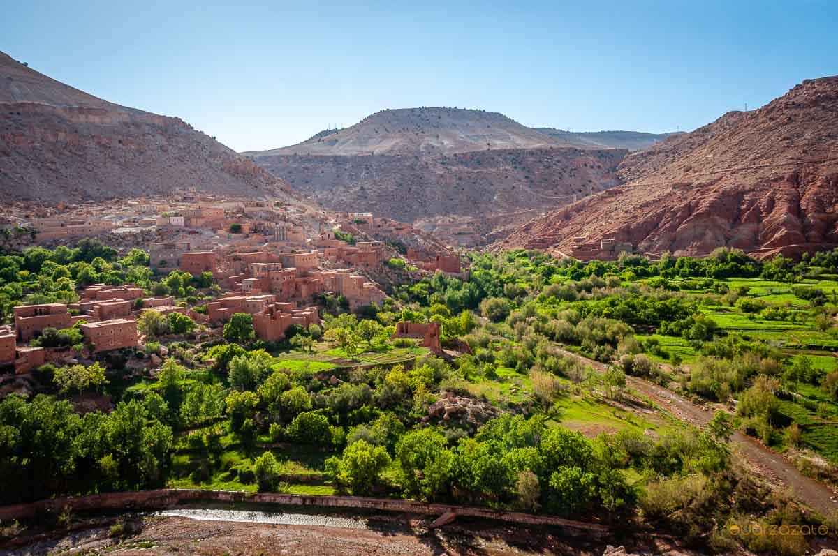 Ounila valley