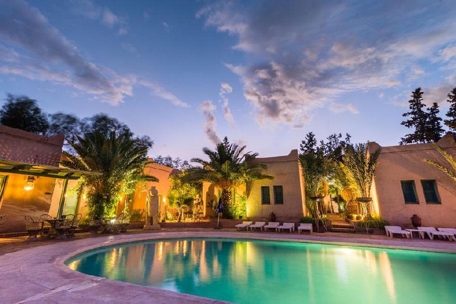 Hotel Oscar Ouarzaztae